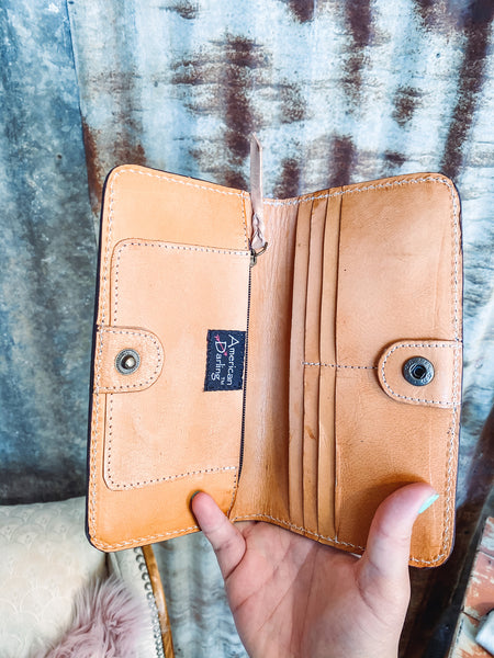 Ole Rio - Tooled Wallet