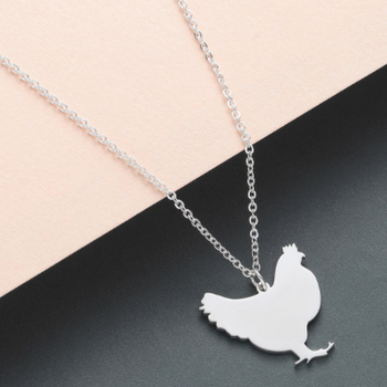 Chicken Necklace