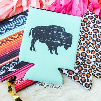 Southwestern Print  - Can Coolers