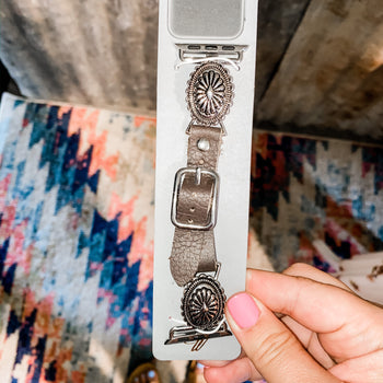 Concho  - Turquoise Apple Watch Band