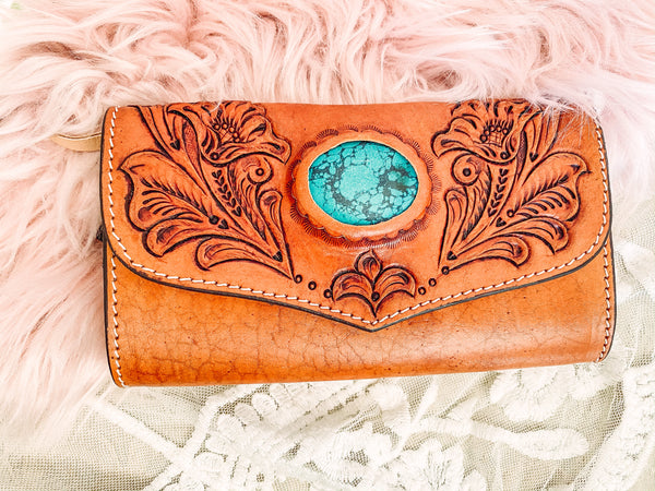 The Lariat - Leather Wallet