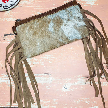 #2 Cowhide Purse