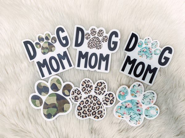 Dog Mom - Sticker