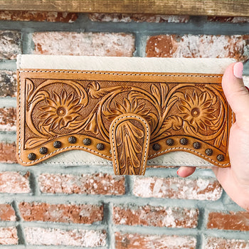 Maverick - #50 Cowhide Wallet