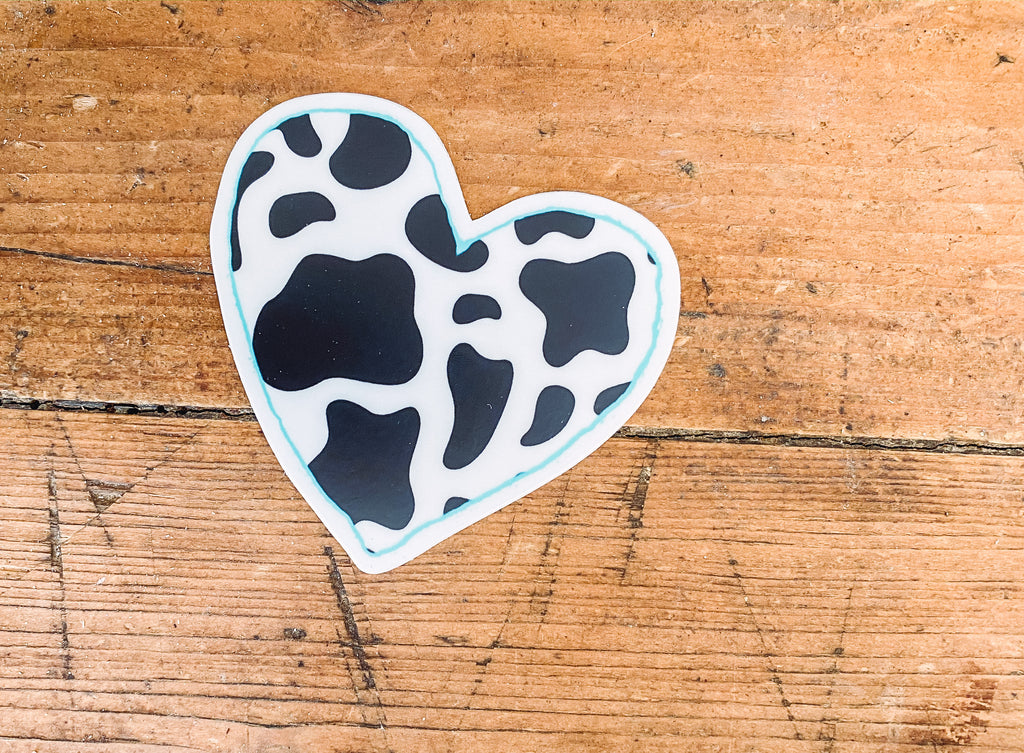 Cow Heart - Sticker