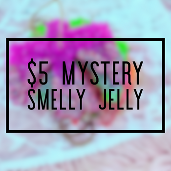 Mystery Smelly Jelly