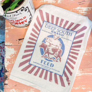 Deep South Brand  - Dish Towel