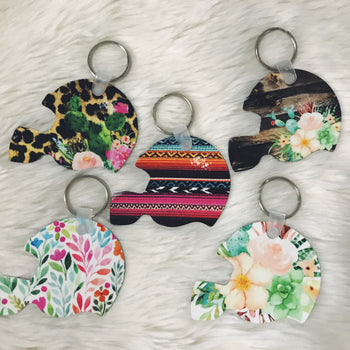 Football Keychains