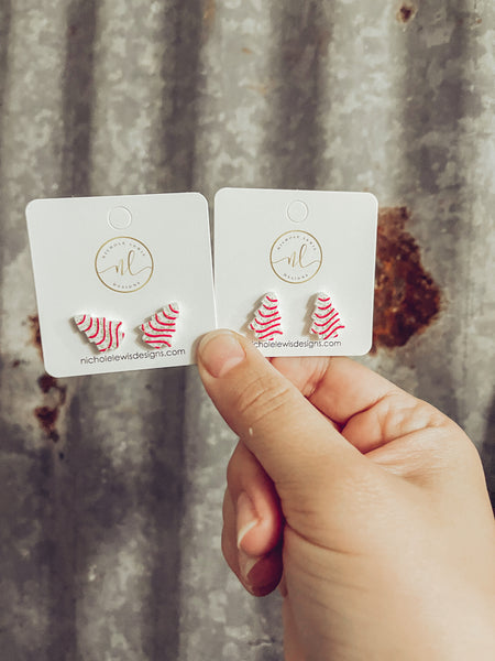 Limited Edition Mint Antler Druzy Trio