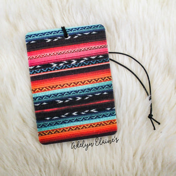 Serape - Serape Print Car Scents