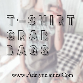 Graphic T-shirt Grab Bags
