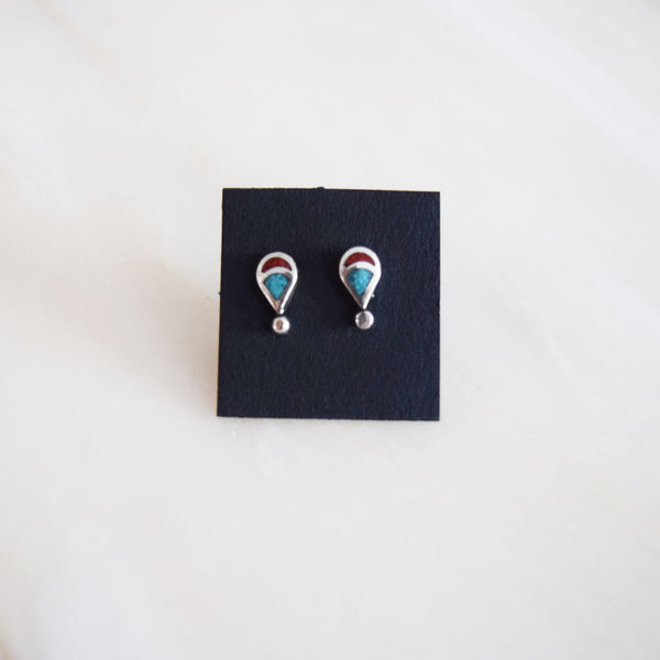 Small Earrings - Balloon