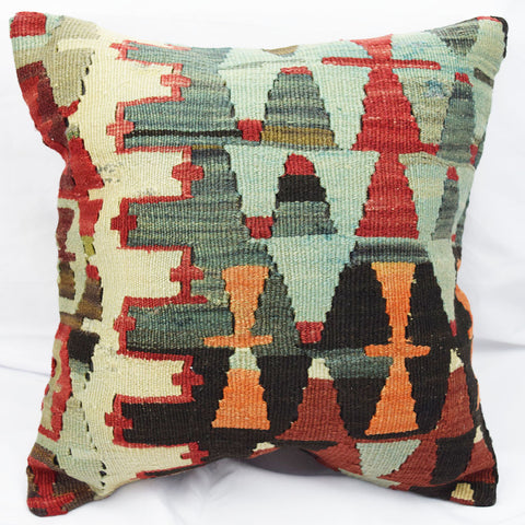 Rainforest Kilim