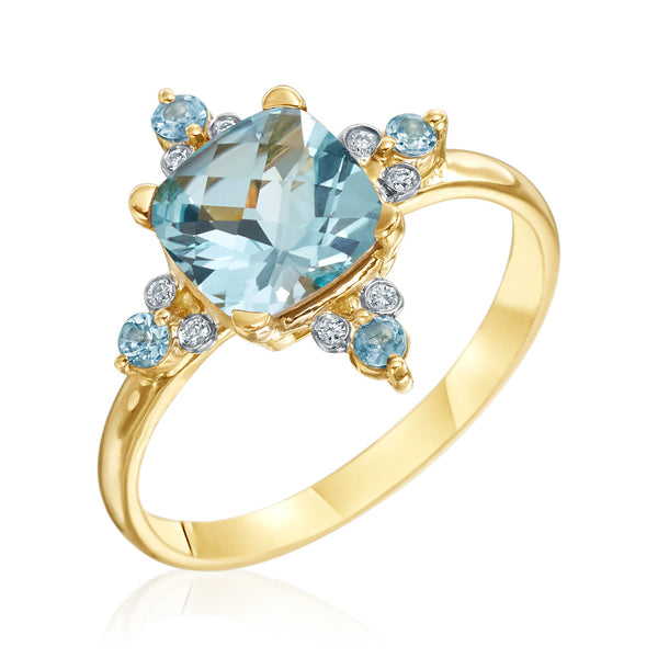 Cayman Cocktail Ring ~ RY1164