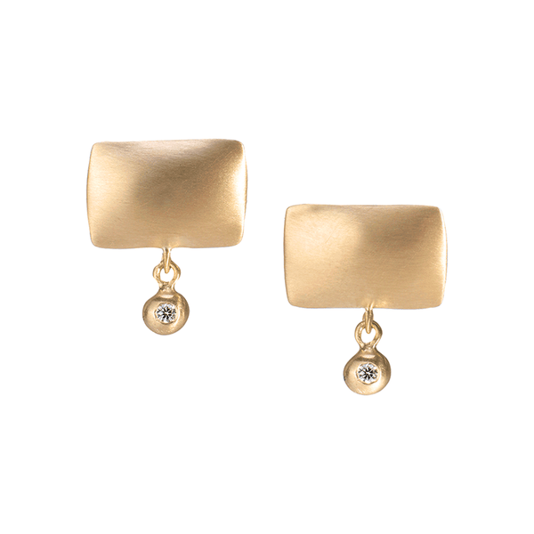 Pillow Earring ~ EY1107