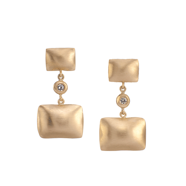 Pillow Earring ~ EY1108