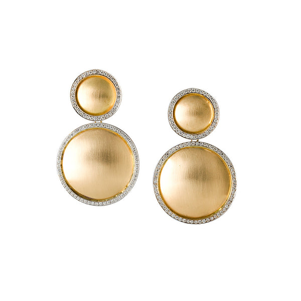 Dome Drop Earring ~ EY1163