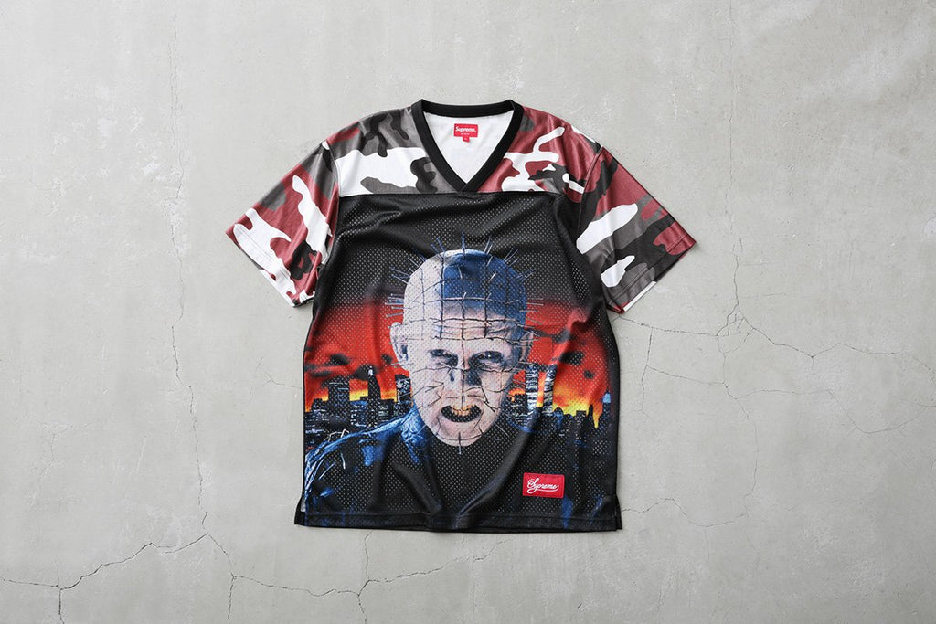 This Collection Will Tear Your Soul Apart SS18 Supreme/Hellraiser! Why you need to cop!!
