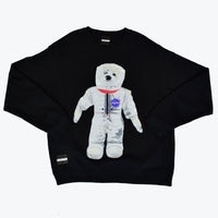 NORTH ASTROBEAR BLACK SWEATSHIRT UNISEX