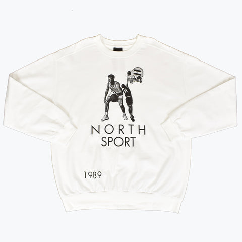 NORTH SPORT 1989 VINTAGE INSPIRED SWEATSHIRT UNISEX