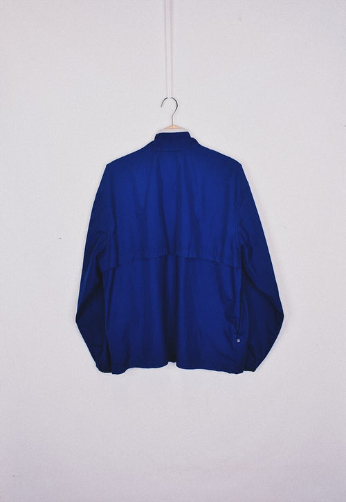 Vintage 2001 Adidas Blue Zip Jacket