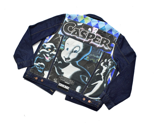 Reworked Casper Denim Jacket