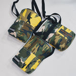 Reworked Hand Made Camo Patchwork Bag 2 of 3