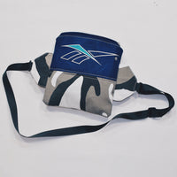 Reworked Reebok Crossbody Bag