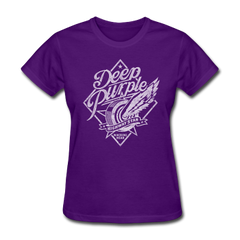 Deep Purple Highway Star Ladies Tee