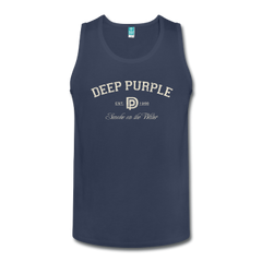Deep Purple Smoke On The Water Established Men's Tank