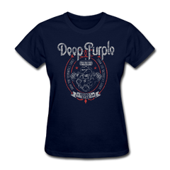 Deep Purple Highway Motor Ladies Tee
