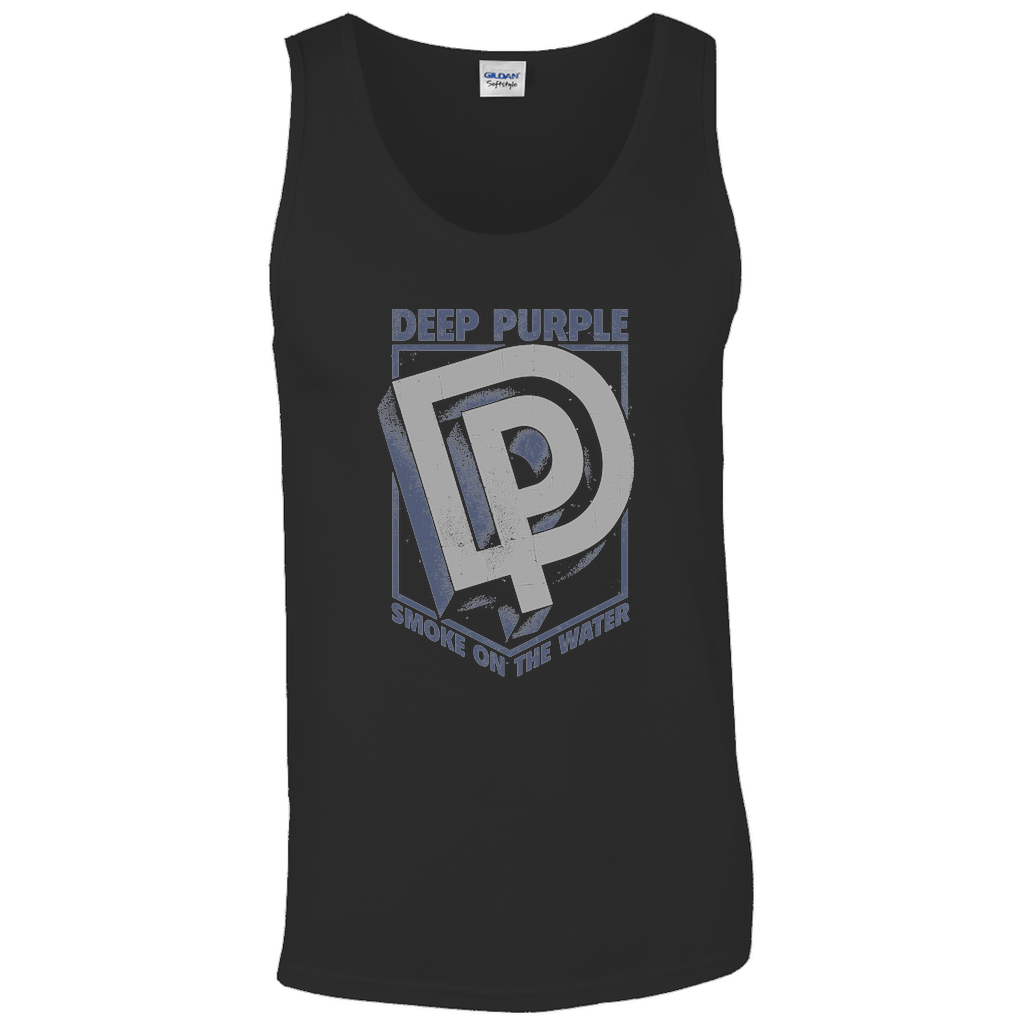 DP Smoke On The Water Men's Tank