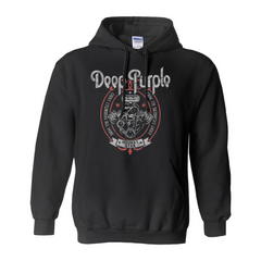 Deep Purple Highway Star Motor Pullover Hoodie