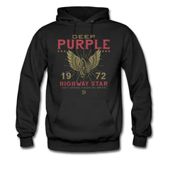 Deep Purple '72 Highway Star Hoodie