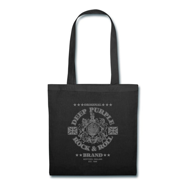 Deep Purple Rock & Roll Brand Tote Bag