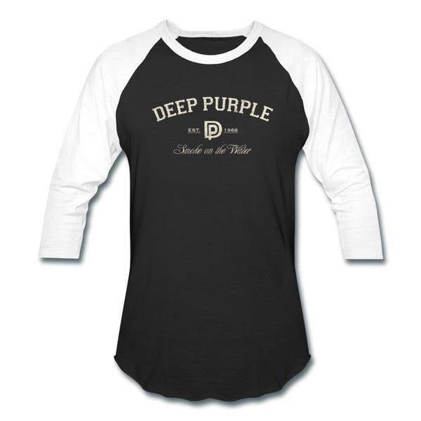 Deep Purple Smoke On The Water Raglan