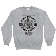 Rock & Roll Brand Crewneck