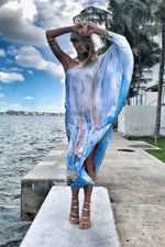 Renee Kaftan Sailboat - Ramona LaRue