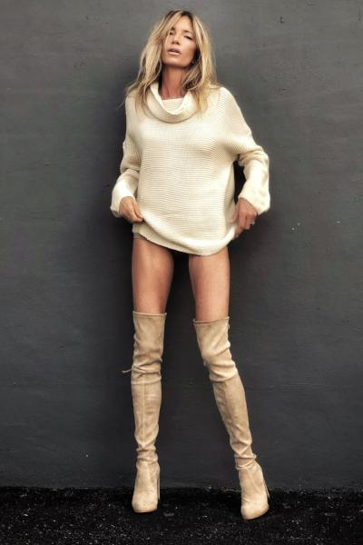 Turtle Neck Sweater - Ramona LaRue