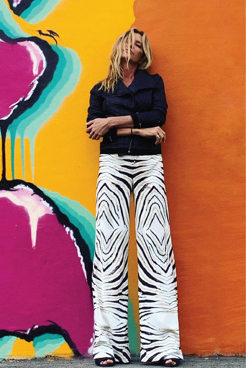 Mandy Pants Zebra