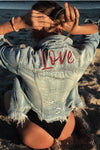 Love Denim Jacket - Ramona LaRue