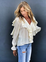 Rossie Blouse Top