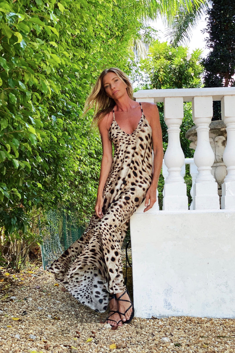 Tara Dress Cheetah