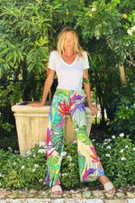 Mandy Pant Tropical - M
