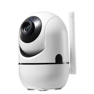 Auto Track Wireless WiFi IP Camera Surveillance Security Monitor Camera