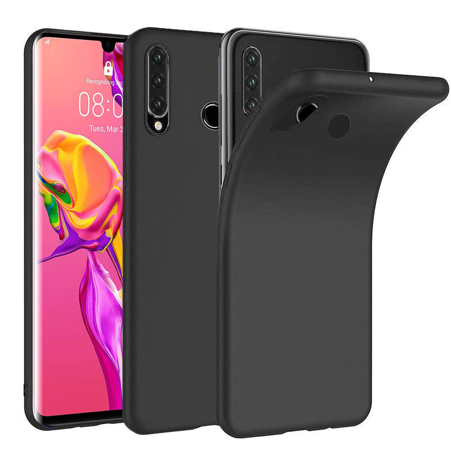 Protective Shockproof Gel Case for Huawei P30 Lite (2018) Clear - by RazTech