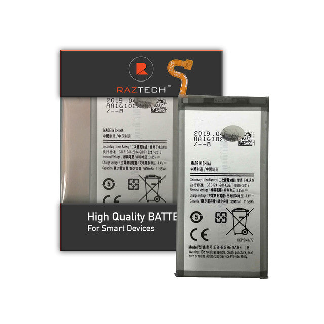 Replacement Battery for Samsung Galaxy S9 G960F