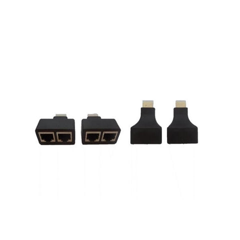 HDMI Extender Over Ethernet - 30m - by Raz Tech