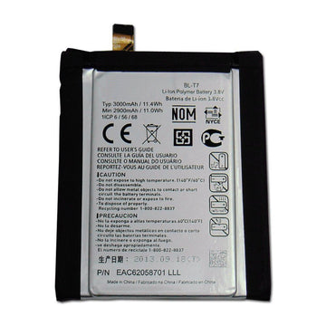 Raz Tech Battery for LG Optimus G2 BL-T7