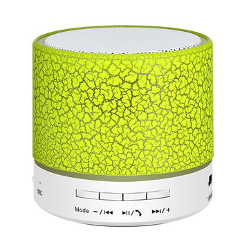 Mini Luminous Lamp Super Wireless Bluetooth Portable Speaker
